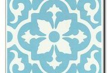 Azulejos coloniais / azulejos coloniais