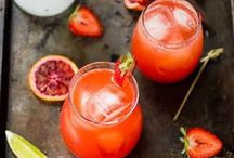 Cheers! / Sharing our most coveted cocktails!