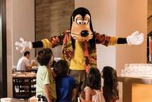 Good Morning Breakfast with Goofy and Pals / Our character breakfast at Ravello is offered twice-weekly and offers a breakfast buffet and the chance to meet your favorite characters!