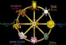 Sabbats, Esbats & Pagan Celebrations / A collection of knowledge related to sacred Pagan holidays and observances.