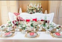'Tis the Season for Holiday Events at Four Seasons Orlando! / Sharing a Winter Wonderland inspired event created at Four Seasons Resort Orlando!