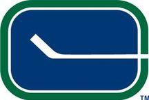vancouver  canucks nhl / hockey