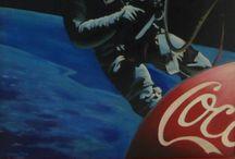 Pop Art and Realism / Pinturas de tendencia Pop Art e Hiperrealismo http://www.jrmuropereg.com