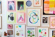 gallery wall | parede galeria