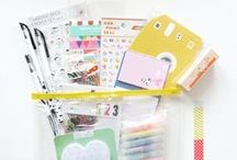 Abstract Inspiration - Stationery