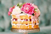 sweets. / ideias de bolos, cupcakes e mais...