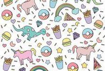 Sweet Table • Unicorn