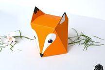 Sweet Table • Fox