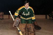 OLD TIME  GOALIES