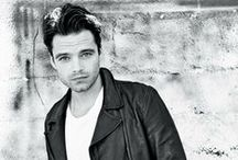 Sebastian Stan / The cutest Romanien puppy Sebby Stan