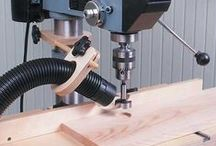 DIY: Tools and Jigs / Power tools, hand tools, jigs, tips.