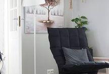 Scandinavian Floor Lamps / Contemporary Eclectic Modern Traditional  Industrial  Rustic Scandinavian Floor lamps from Sessak