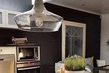 Scandinavian Kitchen Lamps / Sessak Scandinavian table lamps desk lamps floor lamp table lamp ceiling light and lampshade for your kitchen lighting inspiration.   Find out more at Sessak.fi!