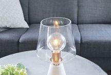 Glass Luminaires