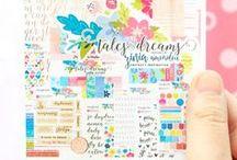 Tales & Dreams with Pretty Little Studio