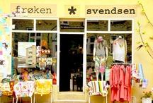 Shops to visit :-)