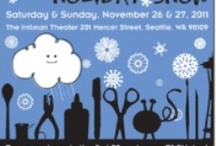 2011 Handmade Holiday Show  / Our wonderful volunteer leadership team has organized a great show in recent years. Each bigger and better. Take a look at what goodies were available at past shows. And click through to the current listings.