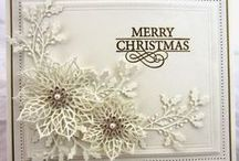 Cards Christmas #1 / My favorite time of the year. / by Sharon Frees