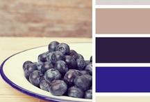 Navy / Colour Palette
