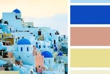 Blue / Colour Palette