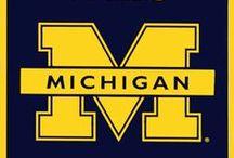 University of Michigan / by Diana Stiverson