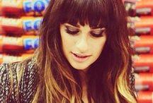 Love Lea - style, hair, makeup!