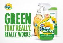 Green Works® Products / You don't have to compromise on clean to be green.