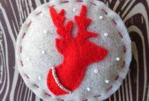etsyRAIN Holiday! / Winter holiday items made by our etsyRAIN team members.