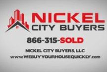 Nickel City Buyers: Info / We like to keep up to date on the Real Estate Information and Trends.