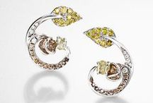 Earrings - Fine Jewellery / A selection of George Pragnell fine jewellery earrings