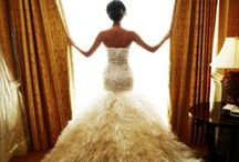 *wedding dress*