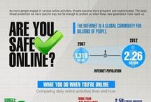 Online safety / A  safer online experience.