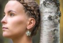 #Korvakorut, #earrings, #inarinhopea / #korvakorut, #earrings, #Ohrringe, #Boucles d'oreilles, #СЕРЬГИ  Lapin koruja, hopeasepänliike Inarin Hopea. Jewellery from Lapland, Inari, Finland. Silver jewellery #inarinhopea, #inari, #lappi, #lapland, #jewellery  www.inarinhopea.fi