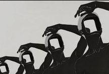 мудборд / небо музыка свобода