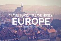 Travel Tips - Europe