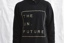 Mens Streetwear / A collection of essentials modern young adult