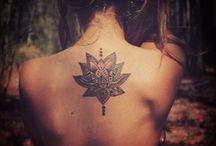 Tattoos - Flor de Lótus / Em busca da tattoo perfeita!