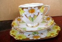 Assorted Fine China and Art Pottery