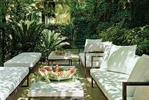 Outdoor spaces and gardening
