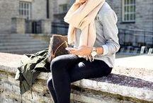 Perfect winter wardrobe <3