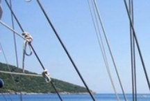 Blue Cruise Destinations / Some of the places we visit during our blue cruises.