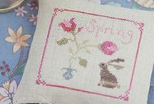 THE SNOWFLOWER DESIGNS STITCHING COLLECTION / This is the album for your needlework! Thank you very much for choosing my designs to stich, I am really honoured and I am so happy to see your beautiful works! THANK YOU!!!:-)