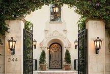 Gateways, portals and doors