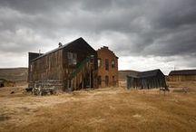 Abandoned, haunting, mystery