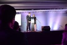 PREMIACIÓN TALLER PROFESIONAL 2013 / La premiación de taller profesional 2013, organizado cada año por la Facultad de Ciencias Sociales y Comunicación, este año se realizó en las instalaciones de la Universidad Tecnológica Equinoccial