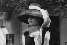 Audrey / Admire her style, elegance and most of all her soul.