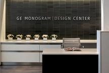 Monogram Design Center / A look inside our design centers in Chicago and New York City. Learn more about our design centers here: http://bit.ly/1hfjB7Z