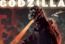 Godzilla and his Friends / by Gee Man