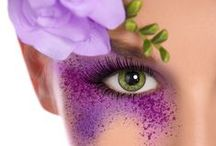 Inspiration / Pictures of work done by makeup artists around the world that inspire us!