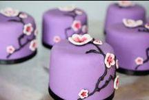 petits four mini cakes